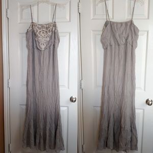 LC LAUREN CONRAD Maxi Dress Size XL